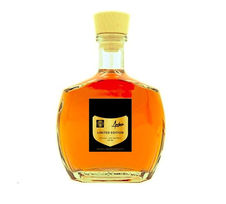 przepalanka wódka z wanilią i karmelem